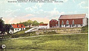 Homestead of Modecai Lincoln Lorane  PA p29295 (Image1)
