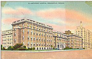 Methodist Hospital, Indianapolis, Indiana (Image1)