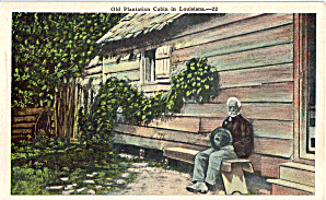 Old Plantation Cabin in Louisiana (Image1)