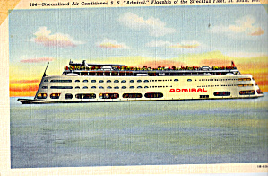 SS Admiral Flagship of Streckfus Fleet,St Louis p29351 (Image1)