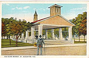 Old Slave Market, St Augustine, Florida (Image1)