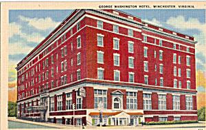 George Washington Hotel Winchester Virginia p29355 (Image1)