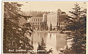 Chateau Lake Louise, Canadian Pacific Railway (Image1)