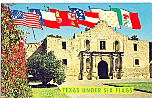 Texas Under Six Flags The Alamo p29415 (Image1)