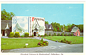 Storybook Entrance, Fantasyland,Gettysburg, PA (Image1)