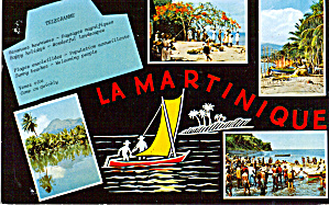 Scenes and Landscapes of Martinique (Image1)