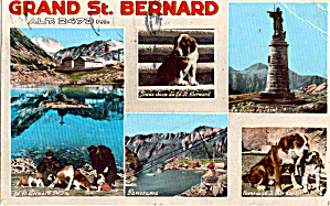 Views of  Grand St Bernard Switzerland p29467 (Image1)