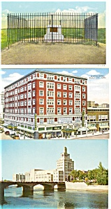 Iowa Postcards Lot 3 P2947