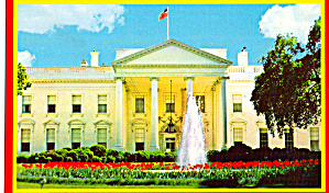 White House North Front,Washington DC (Image1)