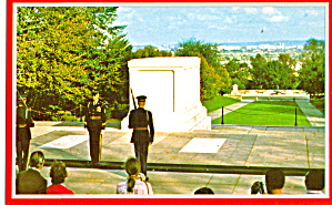 Tomb of the Unknown Soldier,Arlington National Cemetery (Image1)