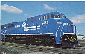 Conrail C40 8 6053 in Cleveland Ohio p29522 (Image1)