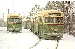 Kansas City Public Service PCC Cars (Image1)