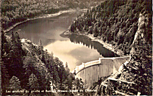 Emosson Dam Finhaut,Valais, Switzerland (Image1)
