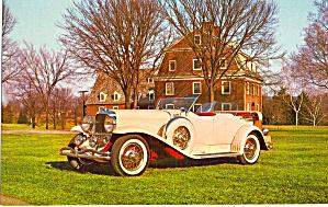 1930 Dusenberg Double Cowl Phaeton p29567 (Image1)