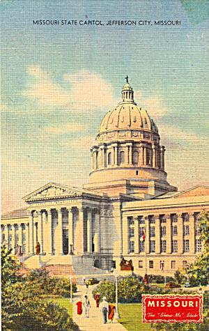 Missouri State Capitol Jefferson City MO p29585 (Image1)