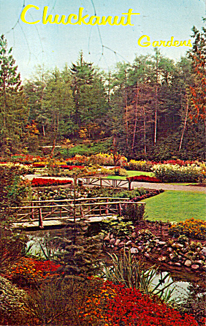 Chuckanut Gardens near Alger, Washington (Image1)