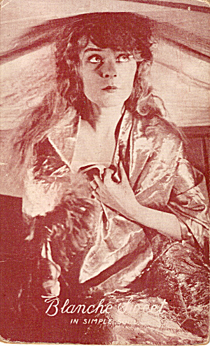 Blanche Sweet Arcade Card (Image1)