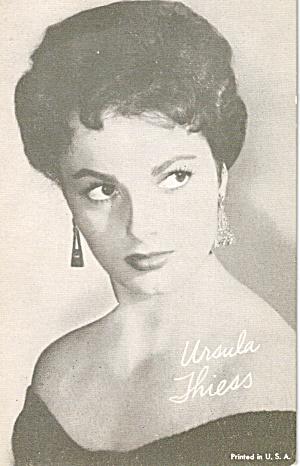 Ursula Theiss Arcade Card (Image1)