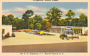 Haywood Motel Myrtle Beach South Carolina P29762