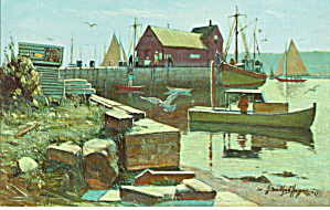 Motif No. 1, Rockport, Massachusetts,J Bradford Hague (Image1)
