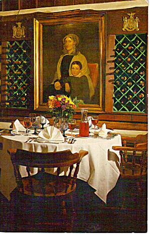 Log Cabin Restaurant Interior Near Lancaster PA p29816 (Image1)