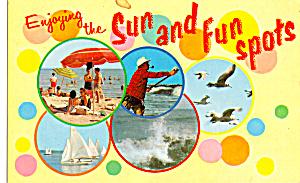 Beach Birds Surf Fisherman p29880 (Image1)