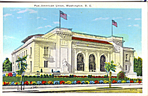 Pan American Union, Washington DC (Image1)