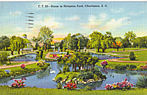 Hampton Park, Charleston, SC (Image1)