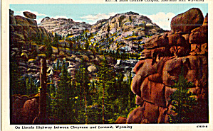Granite Canyon Sherman Hill  WY p29911 (Image1)