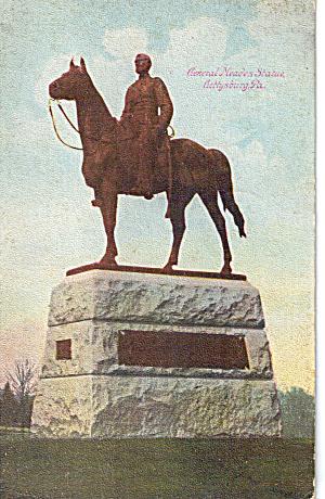 General Meade Statute, Gettysburg PA p29920 (Image1)