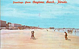 Beach Scene at Daytona Beach FL p29946 (Image1)