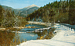 Ausable River and White Face Mountain NY p29956 (Image1)