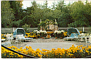 Old White Club Patio, Greenbrier, White Sulphur Springs (Image1)