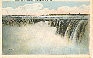 Center of Horseshoe Falls, Niagara Falls 1926 (Image1)