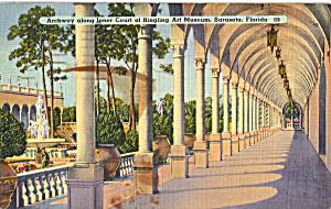 Archway Ringling Art Museum  Sarasota  FL p29993 (Image1)