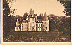 Chateau de Brugay, environs d Epernay (Marne) France (Image1)