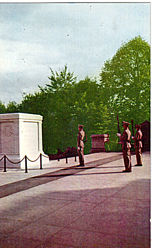 Tomb Of The Unknown Soldier,arlington, Va