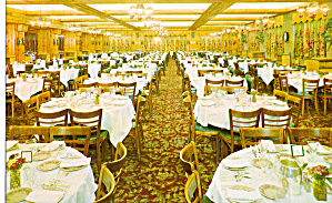 Dining Room  Grossinger  Grossinger  NY p30016 (Image1)