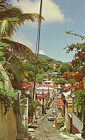 Street Scene St Thomas Virgin Islands p30026 (Image1)