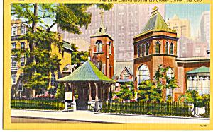 Little Church Around the Corner New York City p30042 (Image1)
