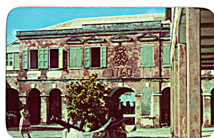 Old Fort Frederiksted St Croix Virgin Islands P30067
