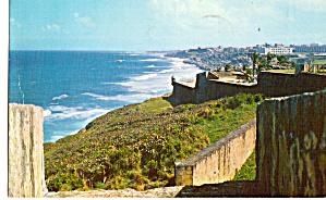 Old Spanish Fort El Morro San Juan Puerto Rico (Image1)
