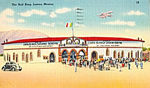 Bull Ring, Juarez, Mexico (Image1)