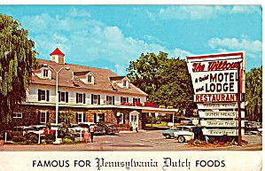 The Willows Motel Restarant Lancaster PA p30084 (Image1)