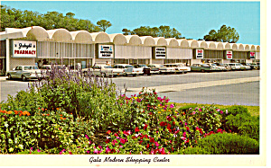 Gala Shopping Center, Jekyll Island, GA, Cars 50s,60s (Image1)