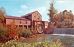 Old MIll at Pigeon Forge, TN (Image1)