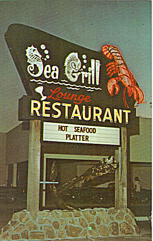 Sea Grill Restaurant Ft Lauderdale Fl P30168