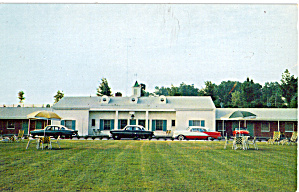 Tremont Motor Court New Haven CT Cars 1950s p30186 (Image1)