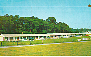 New London Motel New London CT Cars 1950s p30187 (Image1)