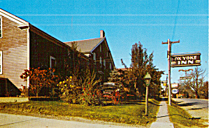 Ox Yoke Inn Amana Colonies IA Postcard p30190 (Image1)
